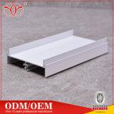 Brillamento di sabbia personalizzato ODM dell'OEM & Anodized&Door e profili di alluminio dell'espulsione della finestra (A47)