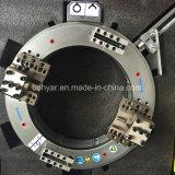 """8 """" - 14 """"를 위한 쪼개지는 프레임, 전기 관 절단 및 경사지는 기계 (219.1-355.6mm)"""