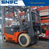 Snsc 3ton elektrischer Gabelstapler mit Triplex Mast-Preis
