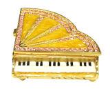 Boîte de bijoux, boîte de bijoux d'alliage, boîte de bijoux en métal (11)