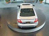 Plate-forme de stationnement renouvelable de la rotation de la platine de voiture