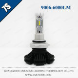 Indicatore luminoso automatico dell'automobile dell'indicatore luminoso 25W 6000lm 9006 LED del faro dell'automobile 7s 9006 LED di Lmusonu