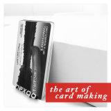 حارّ عمليّة بيع أربعة لون [أفّست برينتينغ] [ستندرد سز] [بفك] بلاستيكيّة هبة بطاقة