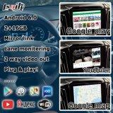 Sistema de navegación GPS Android para Chevrolet Traverse Mylink Mirrorlink Actualización de la interfaz de sistema de vídeo, HD 1080P, Google