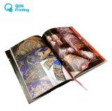 熱い販売4カラーカスタム印刷の本