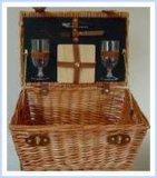 Nahrungsmittelgeschenk-Korb, Picknick-Korb, Basketry