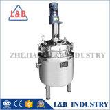 1000L elektrisch het Verwarmen Vet/de Smeltende Tank van het Suikergoed/van de Chocolade/van de Boter/van de Was