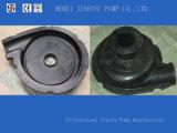 Volute la plaque de châssis de chemise de insérer le rotor Expeller lisier pièces de rechange de la pompe