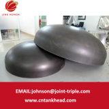 05-51 testa spessa del piatto del acciaio al carbonio di Blusting della sabbia della parete per la protezione di estremità del tubo