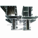 Espulsione di alluminio personalizzata per gli accessori della finestra o del portello