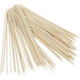Spiedo del bambù del BBQ