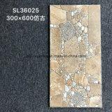 建築材料のフォーシャンの自然で新しいレトロの無作法な磁器の石のタイル