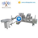Liquide d'épices des granules de tasse de remplissage et de machine de conditionnement d'étanchéité