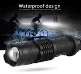 Il modo LED di lumen 3 di watt 2000 dell'indicatore luminoso 7 della bicicletta che cicla la bici dell'indicatore luminoso anteriore illumina la lampada