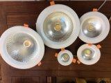 Montaje de aluminio de fundición de 2,5 pulgadas de 3 pulgadas de 5 pulgadas de 8 pulgadas LED Empotrables embebido COB Spotlight