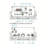 Безопасности WiFi 3G 4G Android Mdvr CCTV с GPS слежения