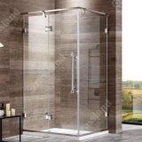 Doccia di lusso della stanza da bagno di vetro di scivolamento della qualità superiore 304SUS di prezzi all'ingrosso di G01f21L