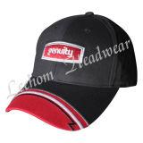 昇進の野球の刺繍の帽子(LPM14040)