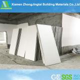 Fácil instalação e do painel de parede do tipo sanduíche composto impermeável