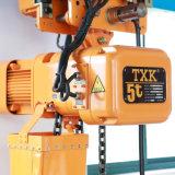 5電気トロリーが付いているトン415V/380Vの電気起重機