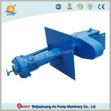 Pompa verticale sommergibile resistente all'uso dei residui per scarico del pozzo di estrazione mineraria