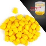 Vente chaude 100pcs/lot des appâts de maïs doux avec du maïs odeur leurres de pêche de la Carpe appâts flottant