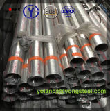 Roestvrij staal Gelaste Pijp SUS 441 voor het Systeem van de Uitlaat van de Auto