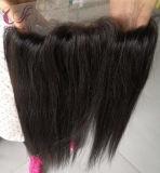 Whlesale 360 Remy Cheveux humains non transformés frontale