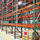Heavy Duty industrielle Teardrop métal acier réglables entrepôt Rayonnages de stockage