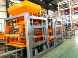 Qt12-15f bâtiment ciment hydraulique machine/de blocs creux Paver pavés à emboîtement/ automatique machine à fabriquer des blocs de béton