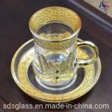 Золотой лист наружное кольцо подшипника и форму диска 60мл малых оцинкованные кружки кофе, чай наружные кольца подшипников
