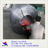 Diamètre 13mm du fil creusé par silicium Casi5530 de calcium