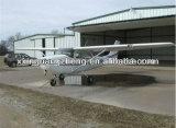 Capannone dei velivoli della struttura d'acciaio di alta qualità
