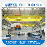 Werkstatt 5 Tonne 10 Tonne 20 Tonne 32 Tonne 50 Tonne 75 Tonne 100 Tonnen-Laufkran
