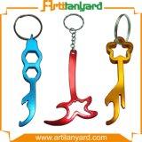 로고 실제적인 병따개 Keychain를 주문 설계하십시오