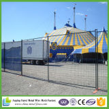 6X10FT Canada Easy Install Powder Coating Construction Temporary Fence