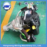 La gasolina básico máquina de perforación Rig Muestra