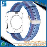 Faixa de relógio de nylon da cinta híbrida nova do bracelete 2017 para o relógio de Apple