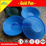 De gemakkelijke Panning Plastic Gouden Pan van de Rivier van de Grootste Fabriek van China