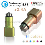 QC 3.0 Emergency Hummer 3.4V Universal USB Car Charger pour Smartphones
