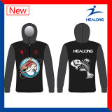 Fabriqué votre propre club de team Sublimation Fishing Wears Jerseys