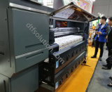 Stampante di ampio formato con il tracciatore del getto di inchiostro di sublimazione
