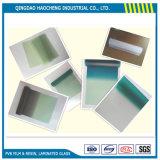 Grijze Schaduw op de Groene 0.76mm AutomobielFilm van het Glas PVB van het Windscherm