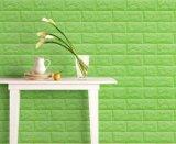 Azulejo/etiqueta engomada/el panel respetuosos del medio ambiente de mármol artificiales ligeros de la pared