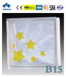 Высокое качество Jinghua художественных B-3 Окраска стекла блок/кирпича