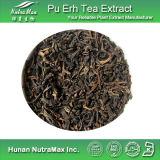 100% натуральные PU Erh чай извлечения (10%-50% Polyphenols)