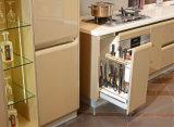 2017普及したLacquer& MDFの食器棚(zz-062)