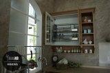 Mobiliário de cozinha em PVC personalizada para a Nova Zelândia (zc-065)