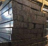 Sección hueco de acero cuadrada pre galvanizada del tubo/del cuadrado