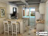 터어키 현대 가정 호텔 가구 섬 목제 부엌 찬장